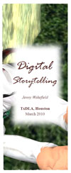 Digital Storytelling brochure cover