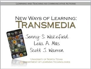 EdMedia 2013 Slides